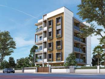 1100 sqft, 2 bhk Apartment in Builder PEBBLES 12 RBI Colony KT Nagar, Nagpur at Rs. 46.0000 Lacs