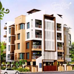 1400 sqft, 3 bhk Apartment in Builder Green view Residency 1 Gorewada, Nagpur at Rs. 45.0000 Lacs