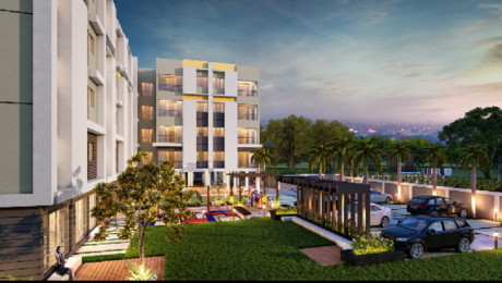 855 sqft, 2 bhk Apartment in Builder Utsav Soham Construction Garia, Kolkata at Rs. 40.1850 Lacs