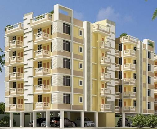 1000 sqft, 2 bhk Apartment in Builder Project Beltola, Guwahati at Rs. 34.6500 Lacs