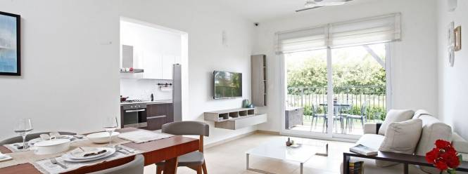 1106 sqft, 2 bhk Apartment in Bhartiya Nikoo Homes 2 Kannur on Thanisandra Main Road, Bangalore at Rs. 54.7470 Lacs