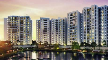444 sqft, 1 bhk Apartment in Godrej Horizon Undri, Pune at Rs. 20.3061 Lacs