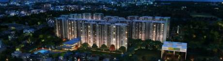 580 sqft, 1 bhk Apartment in L&T Eden Park Siruseri, Chennai at Rs. 28.9900 Lacs