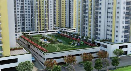 1200 sqft, 2 bhk Apartment in L&T Eden Park Siruseri, Chennai at Rs. 60.0000 Lacs