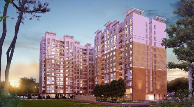 1172 sqft, 3 bhk Apartment in Kolte Patil Raaga Kannur on Thanisandra Main Road, Bangalore at Rs. 56.2600 Lacs