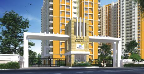 1446 sqft, 3 bhk Apartment in Brigade Buena Vista Budigere, Bangalore at Rs. 66.5000 Lacs