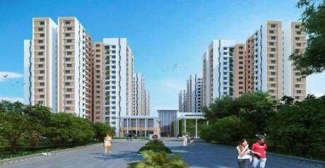 1225 sqft, 3 bhk Apartment in Mantri Manyata Energia Hebbal, Bangalore at Rs. 77.6800 Lacs
