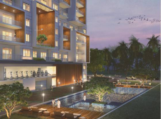 1612 sqft, 2 bhk Apartment in The Address The Central Regency Address Bellandur, Bangalore at Rs. 1.1000 Cr