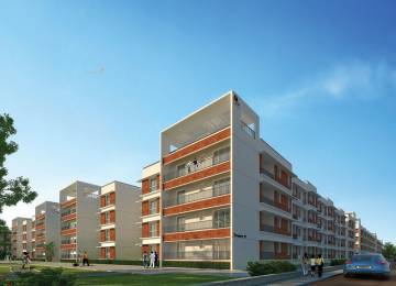 605 sqft, 1 bhk Apartment in Prestige Courtyards Sholinganallur, Chennai at Rs. 29.9000 Lacs