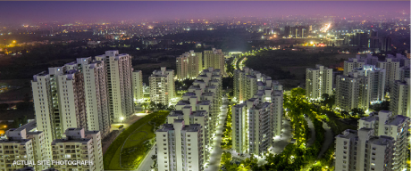 1100 sqft, 2 bhk Apartment in Godrej Garden City Near Nirma University On SG Highway, Ahmedabad at Rs. 38.5000 Lacs
