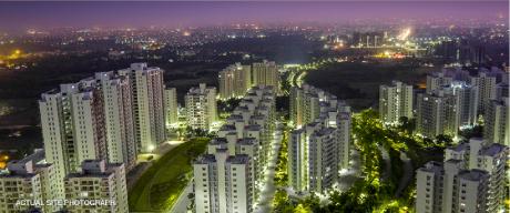 1100 sqft, 2 bhk Apartment in Godrej Garden City Near Nirma University On SG Highway, Ahmedabad at Rs. 38.5000 Lacs