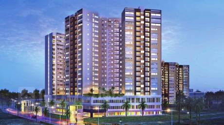 1442 sqft, 3 bhk Apartment in Godrej Azure Padur, Chennai at Rs. 49.0100 Lacs