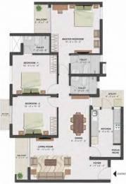 1539 sqft, 3 bhk Apartment in TATA Santorini Mevalurkuppam, Chennai at Rs. 63.1000 Lacs