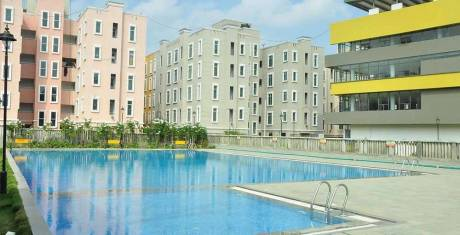 1290 sqft, 3 bhk Apartment in Brigade Orchards Parkside Devanahalli, Bangalore at Rs. 59.2110 Lacs