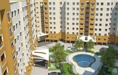 1080 sqft, 2 bhk Apartment in Brigade Cedar at Brigade Orchards Devanahalli, Bangalore at Rs. 52.8120 Lacs