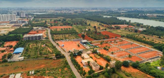 1000 sqft, Plot in Reliaable Dollar Colony Avalahalli Off Sarjapur Road, Bangalore at Rs. 39.0000 Lacs