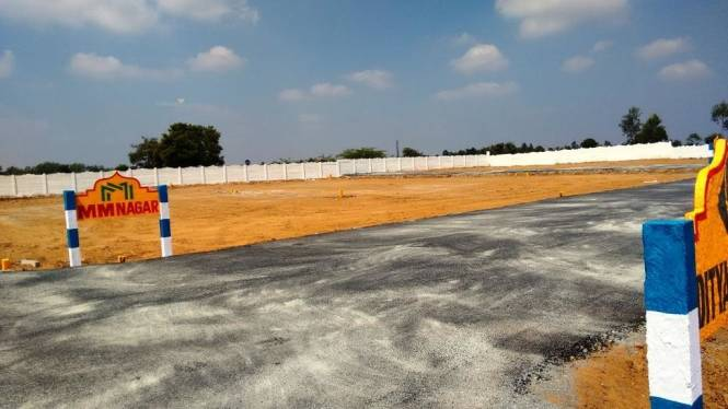 1250 sqft, Plot in Builder MM Builders MM Nagar Near Mahindra World City Singaperumal Koil, Chennai at Rs. 11.8750 Lacs