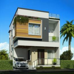 800 sqft, 3 bhk Villa in Builder THE HEAVENZ AMAZE HOMES Urapakkam, Chennai at Rs. 30.7200 Lacs