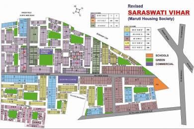 900 sqft, Plot in Builder Project Sector 28 Saraswati Vihar, Gurgaon at Rs. 1.2000 Cr