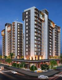 1050 sqft, 2 bhk Apartment in Builder Kalpataru Paramount Kapur Bawdi, Mumbai at Rs. 1.1000 Cr