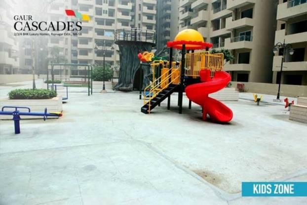 1530 sqft, 3 bhk Apartment in Gaursons Gaur Cascades Raj Nagar Extension, Ghaziabad at Rs. 60.0000 Lacs