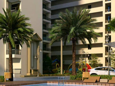 1170 sqft, 2 bhk Apartment in MR Platinum 321 Raj Nagar Extension, Ghaziabad at Rs. 32.7600 Lacs
