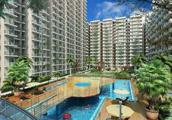 1040 sqft, 2 bhk Apartment in K World Estates Builders KW Srishti Raj Nagar Extension, Ghaziabad at Rs. 36.0000 Lacs
