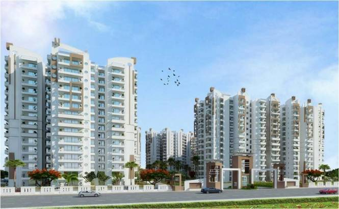 1250 sqft, 2 bhk Apartment in Charms Castle Raj Nagar Extension, Ghaziabad at Rs. 10000