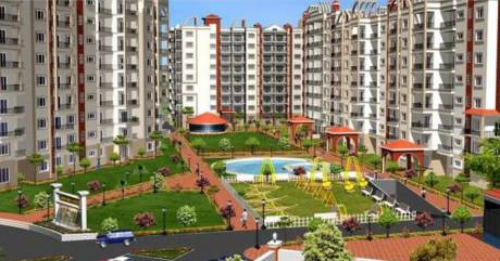945 sqft, 2 bhk Apartment in Vasu Fortune Residency Raj Nagar Extension, Ghaziabad at Rs. 6500