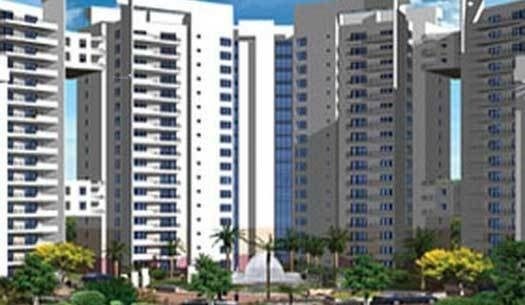 2895 sqft, 3 bhk Apartment in Parsvnath Exotica Sector 53, Gurgaon at Rs. 45000