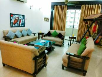 3390 sqft, 4 bhk Apartment in Parsvnath Exotica Sector 53, Gurgaon at Rs. 80000