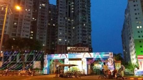 1630 sqft, 4 bhk Apartment in Bengal Akankha New Town, Kolkata at Rs. 18000