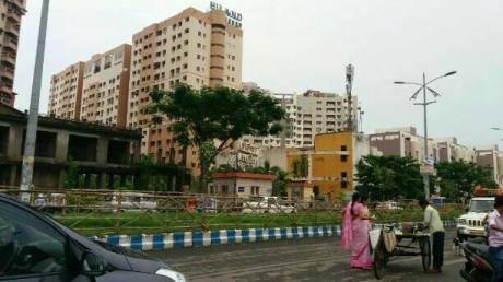 770 sqft, 2 bhk Apartment in Hiland Woods New Town, Kolkata at Rs. 10000