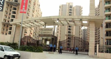 1010 sqft, 2 bhk Apartment in Gaursons 11th Avenue Sector 16C Noida Extension, Greater Noida at Rs. 38.0000 Lacs