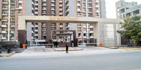 590 sqft, 1 bhk Apartment in RG Residency Sector 120, Noida at Rs. 28.0000 Lacs