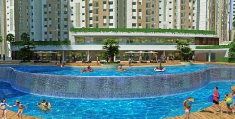 715 sqft, 1 bhk Apartment in Builder Project Kolshet Road Thane West, Mumbai at Rs. 15000
