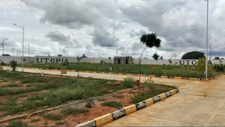 1200 sqft, Plot in Golden Utopia Chandapura, Bangalore at Rs. 18.8600 Lacs