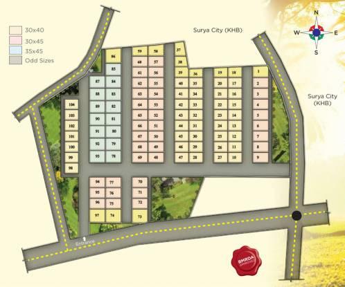 1200 sqft, Plot in Golden Utopia Chandapura, Bangalore at Rs. 19.0000 Lacs