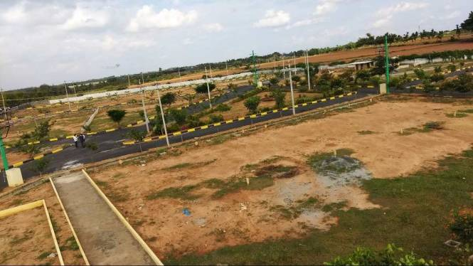 1500 sqft, Plot in Srinivasa Spring Hills Anekal City, Bangalore at Rs. 18.5000 Lacs