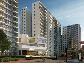 1103 sqft, 2 bhk Apartment in Godrej Aqua Bagaluru Near Yelahanka, Bangalore at Rs. 56.0000 Lacs