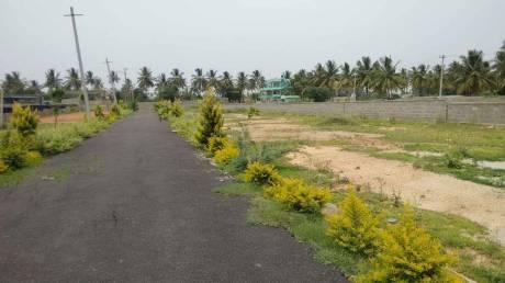 1210 sqft, Plot in Builder Aakruthi north cityy Hegde Nagar, Bangalore at Rs. 41.1400 Lacs