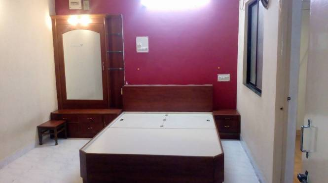 700 sqft, 1 bhk Apartment in Swami Ved Vihar Colony Kothrud, Pune at Rs. 15000