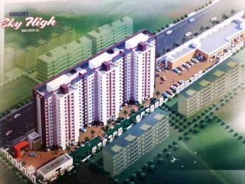 645 sqft, 1 bhk Apartment in Basudeo Vasudev Sky High Mira Road East, Mumbai at Rs. 43.2150 Lacs