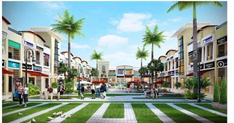 650 sqft, 1 bhk Apartment in Builder Chandigarh City Center Ambala Highway, Chandigarh at Rs. 14.0000 Lacs