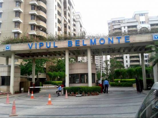 2440 sqft, 3 bhk Apartment in Vipul Belmonte Sector 53, Gurgaon at Rs. 55000