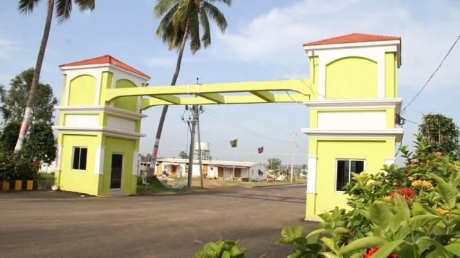 810 sqft, Plot in Peram Aditya Grand Tagarapuvalasa, Visakhapatnam at Rs. 9.0000 Lacs