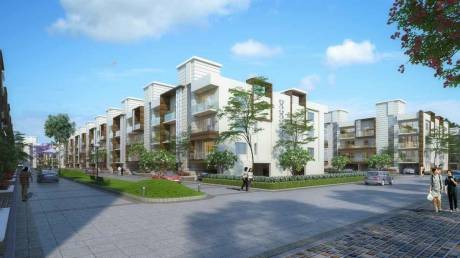 1157 sqft, 2 bhk BuilderFloor in Builder Project Main Zirakpur Road, Chandigarh at Rs. 34.9000 Lacs