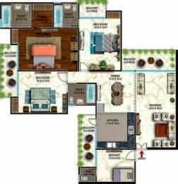 2250 sqft, 3 bhk Apartment in The Antriksh Urban Greek Sector 11 Dwarka, Delhi at Rs. 1.1700 Cr