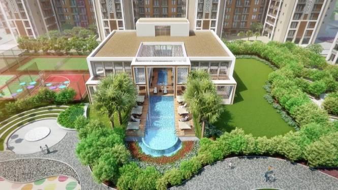 2650 sqft, 4 bhk Apartment in Rishita Manhattan Gomti Nagar Extension, Lucknow at Rs. 96.7250 Lacs