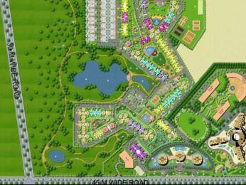 1150 sqft, 2 bhk Apartment in Supertech CapeTown Sector 74, Noida at Rs. 53.0000 Lacs